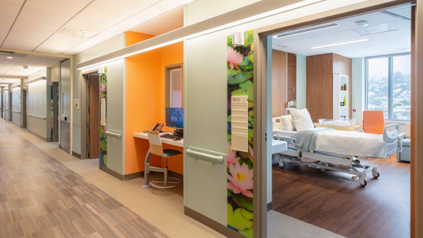 Boulder Associates » California Pacific Medical Center