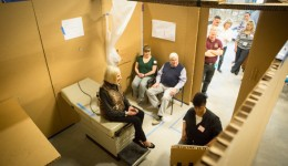 Using 3P to put the patient in patient-centered design