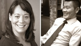 Announcing Promotions: Congratulations Tracy Oxnard and Chin Goh