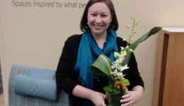 Gina Livingston-Smith elected Chair of the Planetree Visionary Design Network