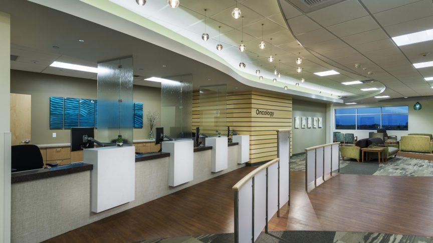 Boulder Associates » Sutter Medical Foundation Roseville Oncology Center