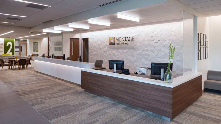 Boulder Associates Montage Medical Group Medical Office Building A